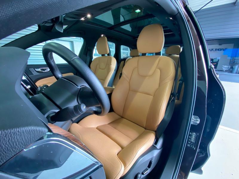 Volvo XC60 D5 AWD 235ch Inscription Geartronic Marron occasion à Labège - photo n°7