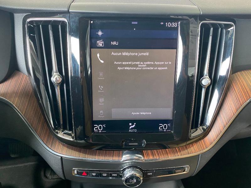Volvo XC60 D5 AWD 235ch Inscription Geartronic Marron occasion à Labège - photo n°15