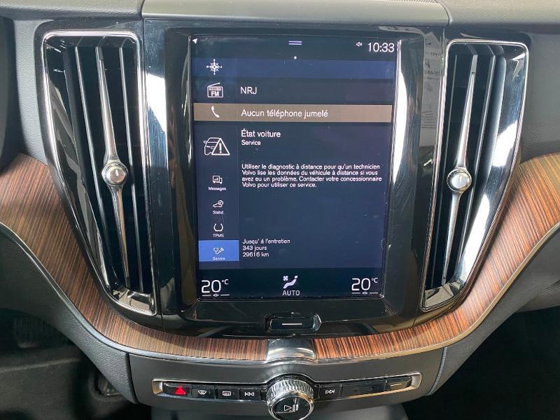 Volvo XC60 D5 AWD 235ch Inscription Geartronic Marron occasion à Labège - photo n°16