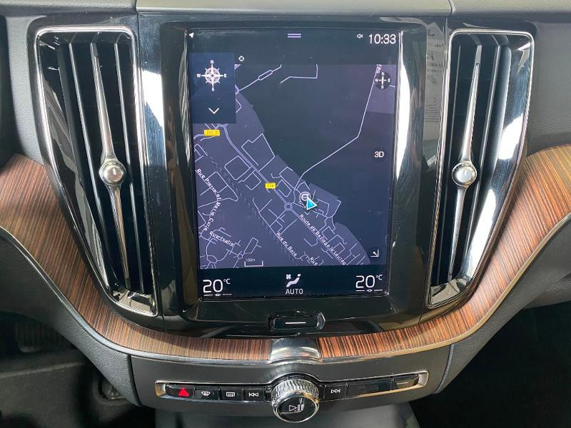 Volvo XC60 D5 AWD 235ch Inscription Geartronic Marron occasion à Labège - photo n°14