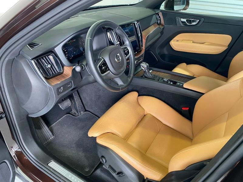 Volvo XC60 D5 AWD 235ch Inscription Geartronic Marron occasion à Labège - photo n°6