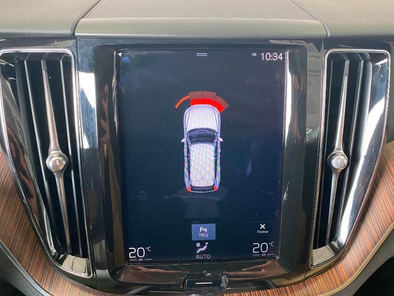 Volvo XC60 D5 AWD 235ch Inscription Geartronic Marron occasion à Labège - photo n°20