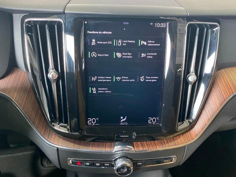 Volvo XC60 D5 AWD 235ch Inscription Geartronic Marron occasion à Labège - photo n°18