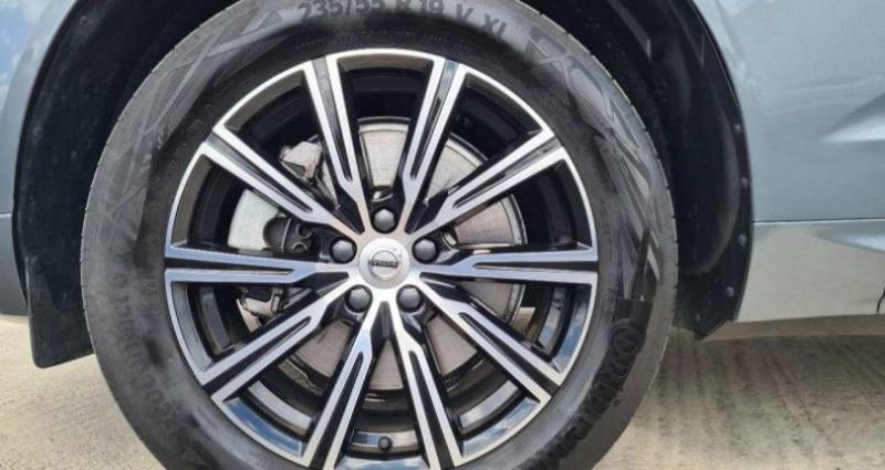 Volvo XC60 T8 AWD Recharge 303 + 87ch Inscription Luxe Geartronic Gris occasion à AUBIERE - photo n°7