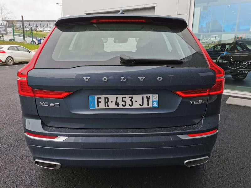Volvo XC60 T8 AWD Recharge 303 + 87ch Inscription Luxe Geartronic  occasion à Brest - photo n°2
