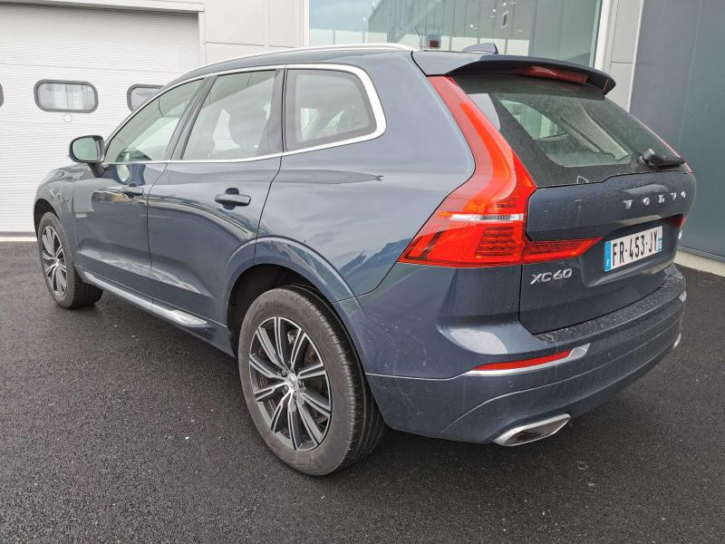 Volvo XC60 T8 AWD Recharge 303 + 87ch Inscription Luxe Geartronic  occasion à Brest - photo n°3