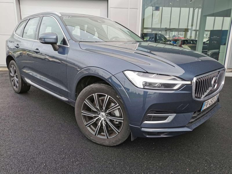 Volvo XC60 T8 AWD Recharge 303 + 87ch Inscription Luxe Geartronic  occasion à Brest
