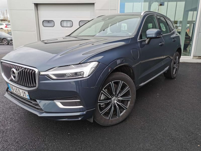 Volvo XC60 T8 AWD Recharge 303 + 87ch Inscription Luxe Geartronic  occasion à Brest - photo n°6