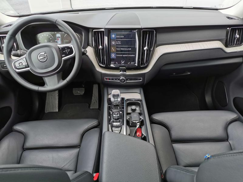 Volvo XC60 T8 AWD Recharge 303 + 87ch Inscription Luxe Geartronic  occasion à Brest - photo n°4