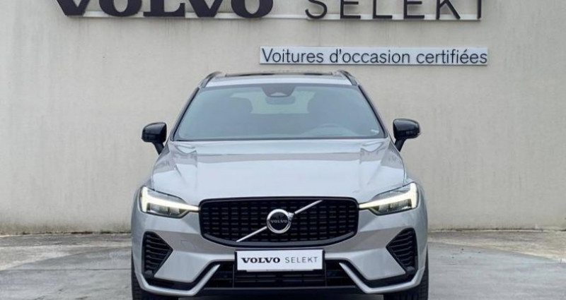 Volvo XC60 T8 AWD Recharge 303 + 87ch R-Design Geartronic  occasion à Orléans - photo n°2