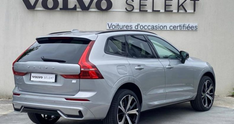 Volvo XC60 T8 AWD Recharge 303 + 87ch R-Design Geartronic  occasion à Orléans - photo n°4