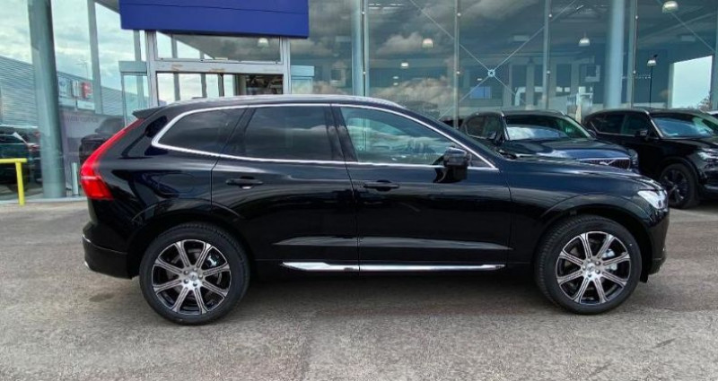 Volvo XC60 T8 Twin Engine 303 + 87ch Inscription Luxe Geartronic Noir occasion à BARBEREY SAINT SULPICE - photo n°3