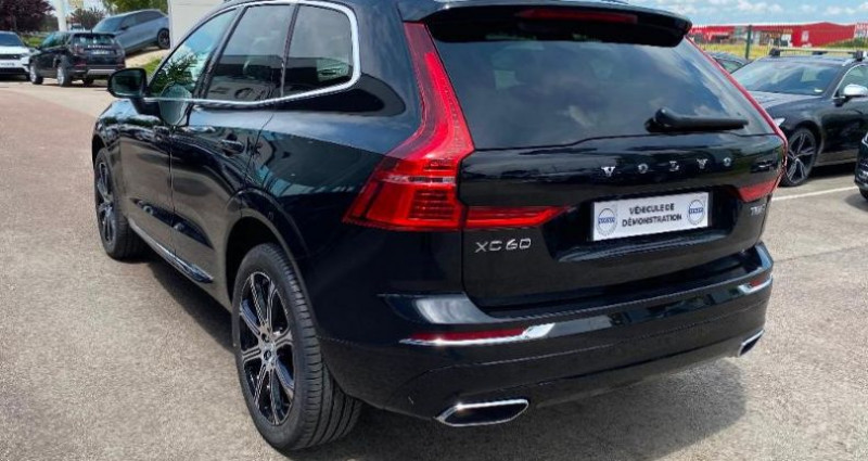 Volvo XC60 T8 Twin Engine 303 + 87ch Inscription Luxe Geartronic Noir occasion à BARBEREY SAINT SULPICE - photo n°6