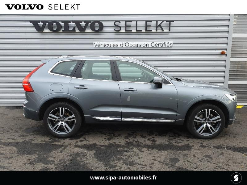 Volvo XC60 T8 Twin Engine 303 + 87ch Inscription Luxe Geartronic Vert occasion à Lescar - photo n°2
