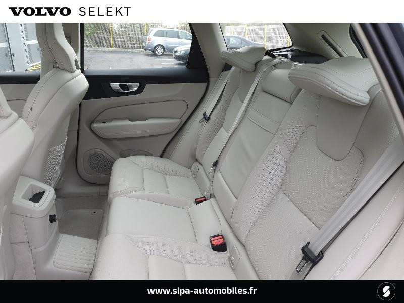 Volvo XC60 T8 Twin Engine 303 + 87ch Inscription Luxe Geartronic Vert occasion à Lescar - photo n°7