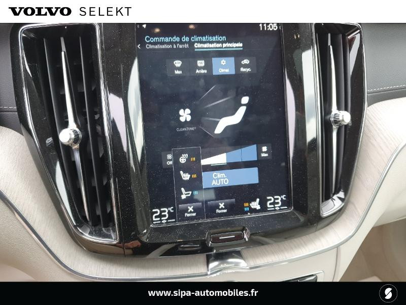 Volvo XC60 T8 Twin Engine 303 + 87ch Inscription Luxe Geartronic Vert occasion à Lescar - photo n°12