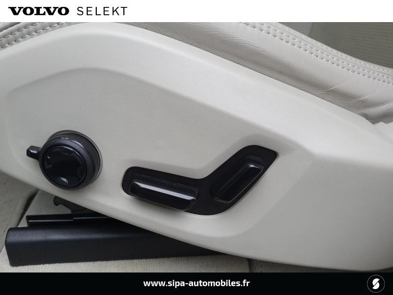 Volvo XC60 T8 Twin Engine 303 + 87ch Inscription Luxe Geartronic Vert occasion à Lescar - photo n°19