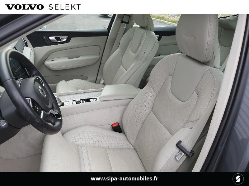 Volvo XC60 T8 Twin Engine 303 + 87ch Inscription Luxe Geartronic Vert occasion à Lescar - photo n°6
