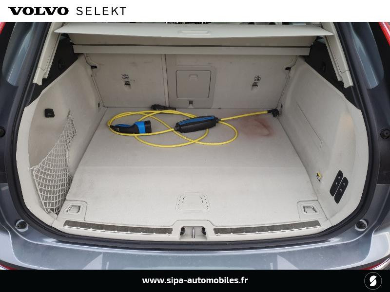 Volvo XC60 T8 Twin Engine 303 + 87ch Inscription Luxe Geartronic Vert occasion à Lescar - photo n°9
