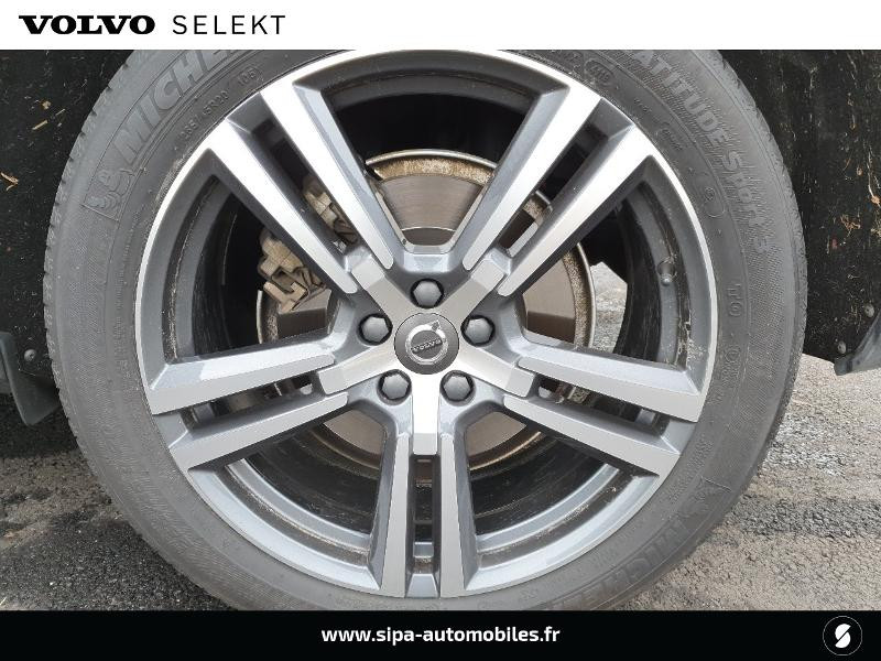 Volvo XC60 T8 Twin Engine 303 + 87ch Inscription Luxe Geartronic Vert occasion à Lescar - photo n°8