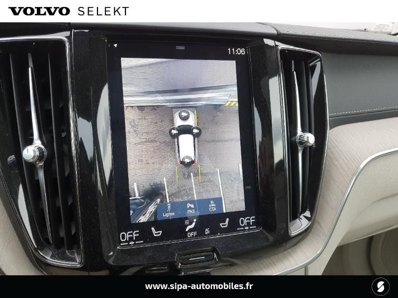 Volvo XC60 T8 Twin Engine 303 + 87ch Inscription Luxe Geartronic Vert occasion à Lescar - photo n°14