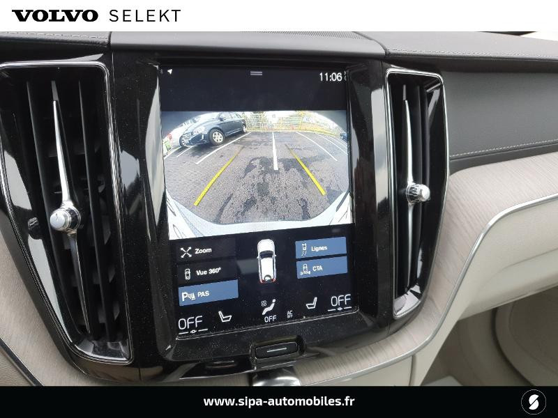 Volvo XC60 T8 Twin Engine 303 + 87ch Inscription Luxe Geartronic Vert occasion à Lescar - photo n°13