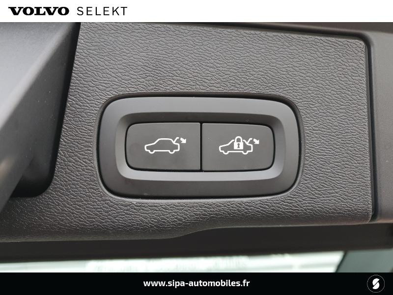 Volvo XC60 T8 Twin Engine 303 + 87ch Inscription Luxe Geartronic Vert occasion à Lescar - photo n°15