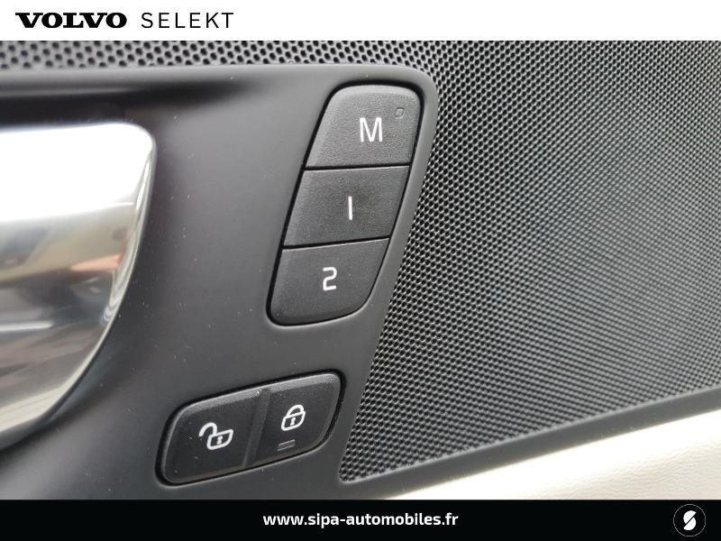 Volvo XC60 T8 Twin Engine 303 + 87ch Inscription Luxe Geartronic Vert occasion à Lescar - photo n°20