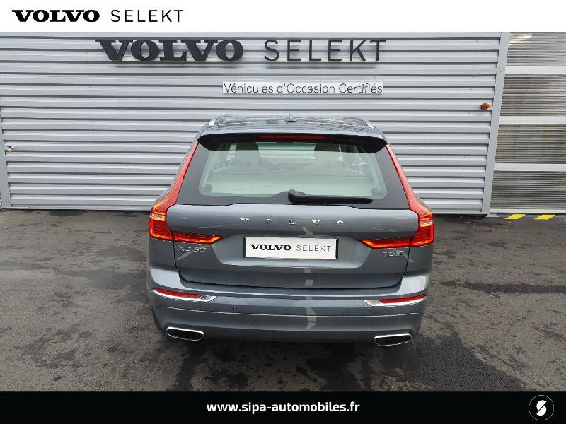 Volvo XC60 T8 Twin Engine 303 + 87ch Inscription Luxe Geartronic Vert occasion à Lescar - photo n°5