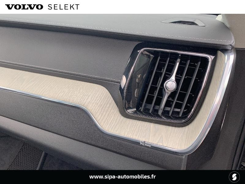 Volvo XC60 T8 Twin Engine 303 + 87ch Inscription Luxe Geartronic Gris occasion à Lormont - photo n°18