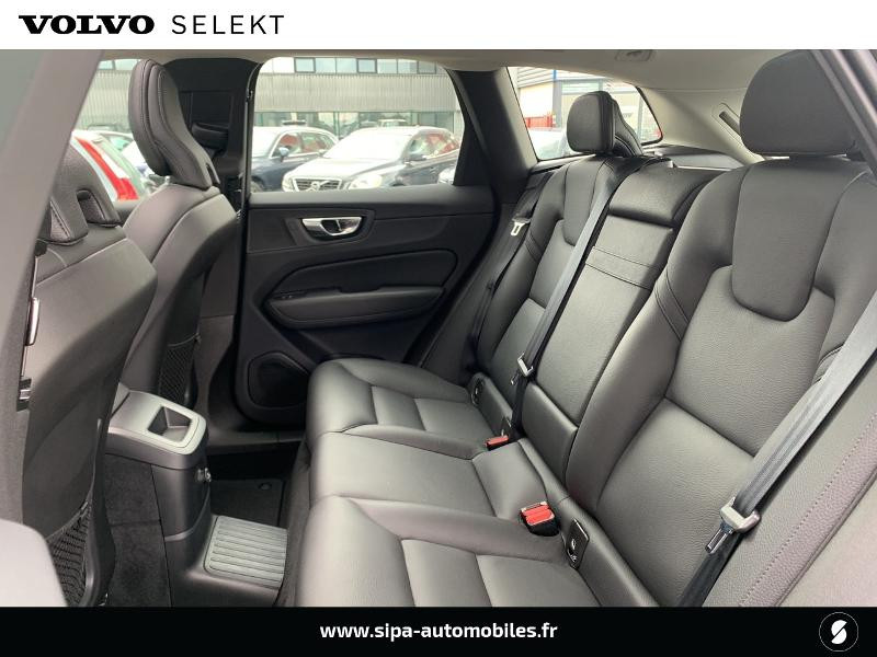 Volvo XC60 T8 Twin Engine 303 + 87ch Inscription Luxe Geartronic Gris occasion à Lormont - photo n°7