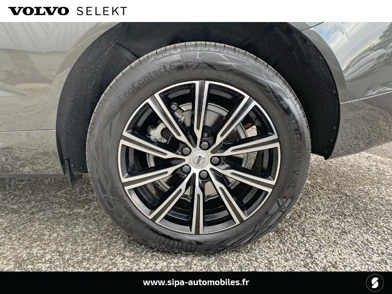 Volvo XC60 T8 Twin Engine 303 + 87ch Inscription Luxe Geartronic Gris occasion à Lormont - photo n°8
