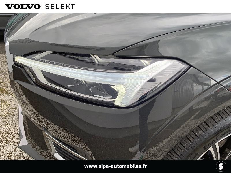 Volvo XC60 T8 Twin Engine 303 + 87ch Inscription Luxe Geartronic Gris occasion à Lormont - photo n°15