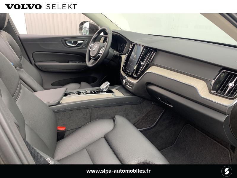 Volvo XC60 T8 Twin Engine 303 + 87ch Inscription Luxe Geartronic Gris occasion à Lormont - photo n°17