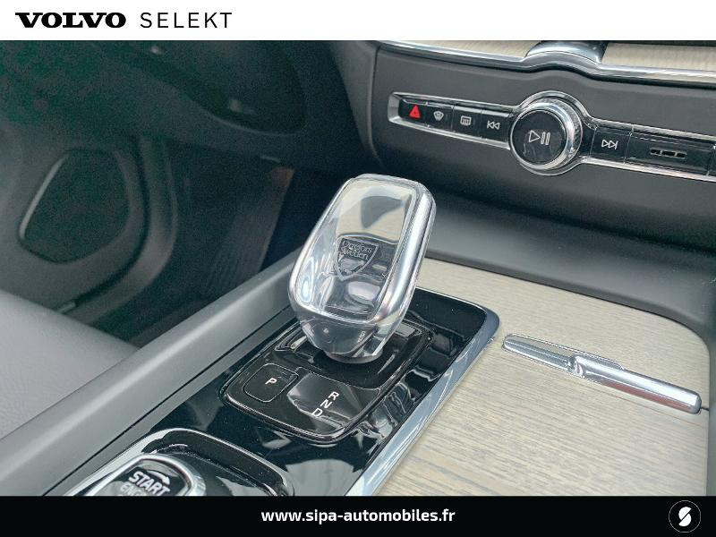 Volvo XC60 T8 Twin Engine 303 + 87ch Inscription Luxe Geartronic Gris occasion à Lormont - photo n°19