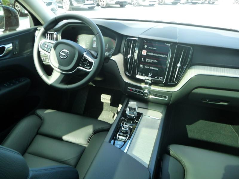 Volvo XC60 T8 Twin Engine 303 + 87ch Inscription Luxe Geartronic Noir occasion à Brest - photo n°2