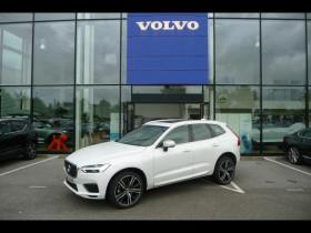 Volvo XC60 Blanc, garage Volvo Kia Pemzec Autos Quimper à Quimper