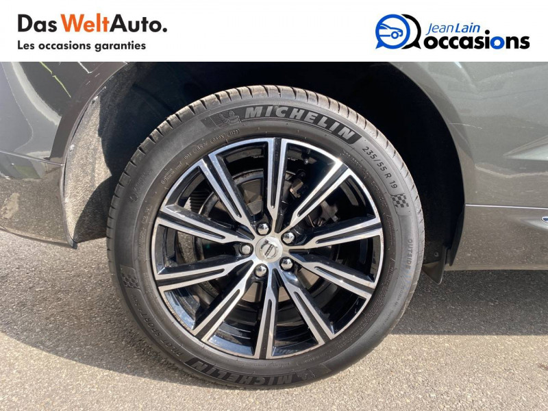 Volvo XC60 XC60 T8 Twin Engine 320+87 ch Geartronic 8 Inscription Luxe  Noir occasion à Meythet - photo n°9