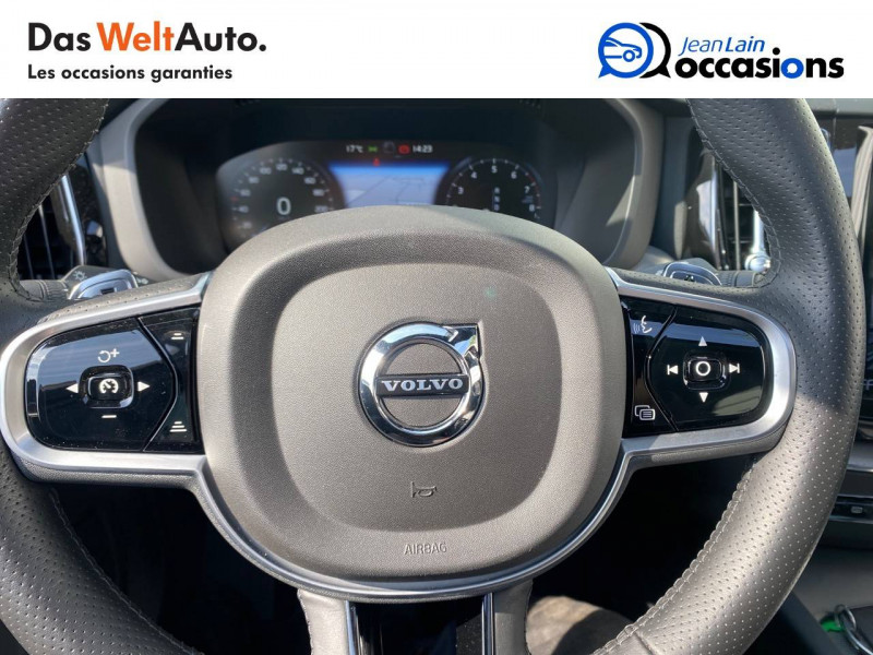 Volvo XC60 XC60 T8 Twin Engine 320+87 ch Geartronic 8 Inscription Luxe  Noir occasion à Meythet - photo n°12