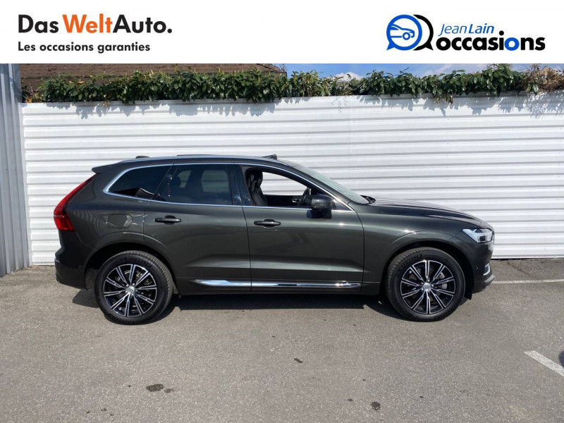 Volvo XC60 XC60 T8 Twin Engine 320+87 ch Geartronic 8 Inscription Luxe  Noir occasion à Meythet - photo n°4