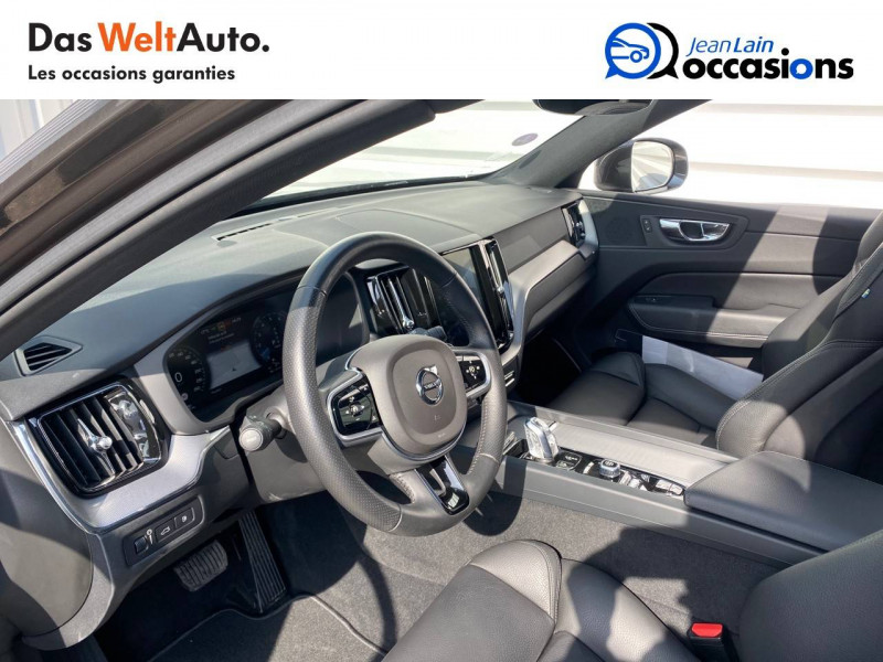 Volvo XC60 XC60 T8 Twin Engine 320+87 ch Geartronic 8 Inscription Luxe  Noir occasion à Meythet - photo n°11