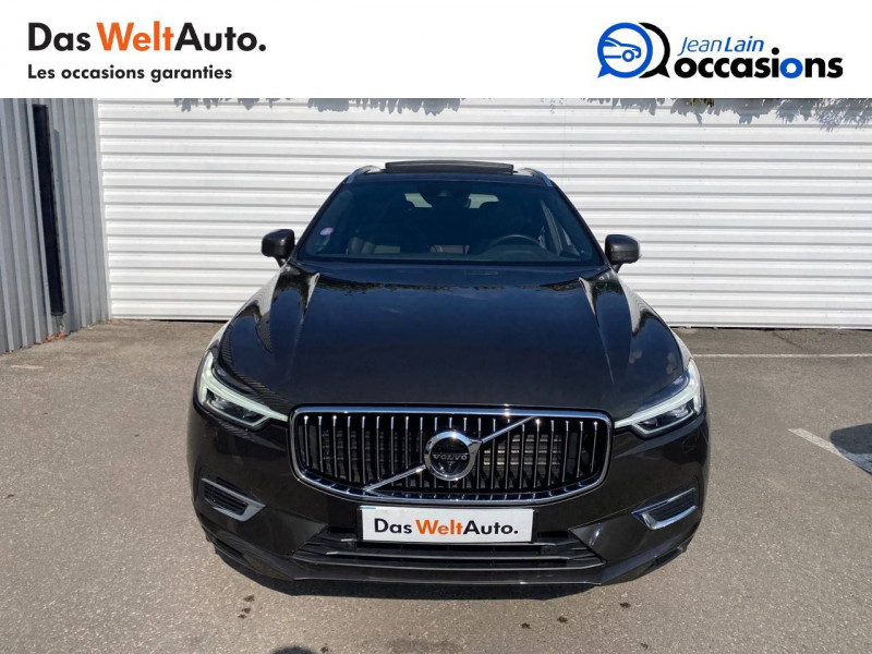 Volvo XC60 XC60 T8 Twin Engine 320+87 ch Geartronic 8 Inscription Luxe  Noir occasion à Meythet - photo n°2