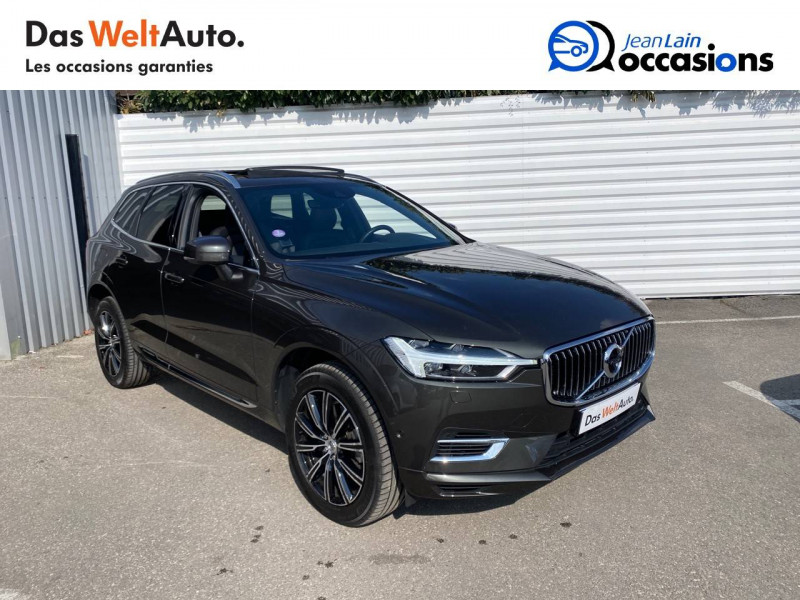 Volvo XC60 XC60 T8 Twin Engine 320+87 ch Geartronic 8 Inscription Luxe  Noir occasion à Meythet - photo n°3
