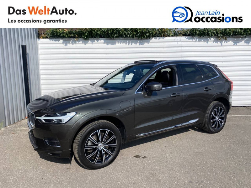 Volvo XC60 XC60 T8 Twin Engine 320+87 ch Geartronic 8 Inscription Luxe  Noir occasion à Meythet