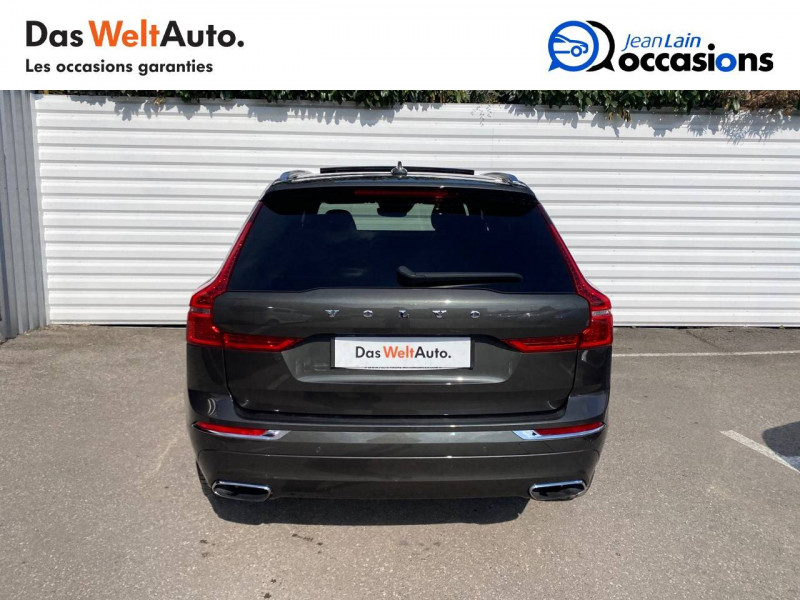 Volvo XC60 XC60 T8 Twin Engine 320+87 ch Geartronic 8 Inscription Luxe  Noir occasion à Meythet - photo n°6