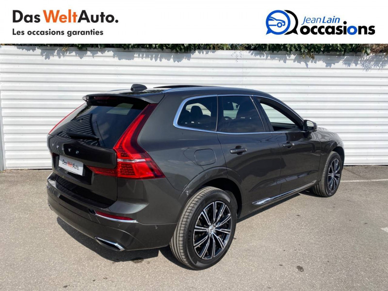 Volvo XC60 XC60 T8 Twin Engine 320+87 ch Geartronic 8 Inscription Luxe  Noir occasion à Meythet - photo n°5