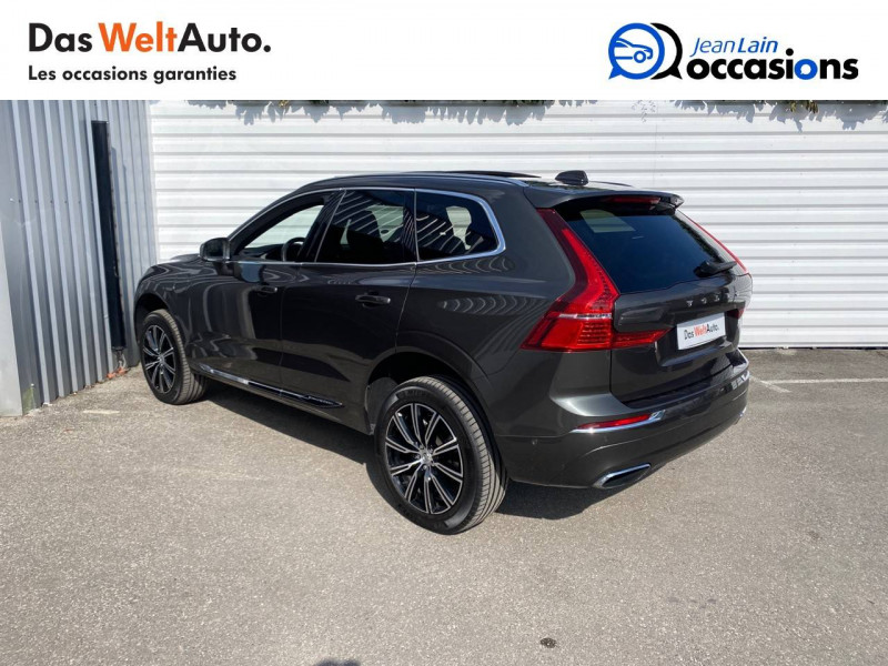 Volvo XC60 XC60 T8 Twin Engine 320+87 ch Geartronic 8 Inscription Luxe  Noir occasion à Meythet - photo n°7