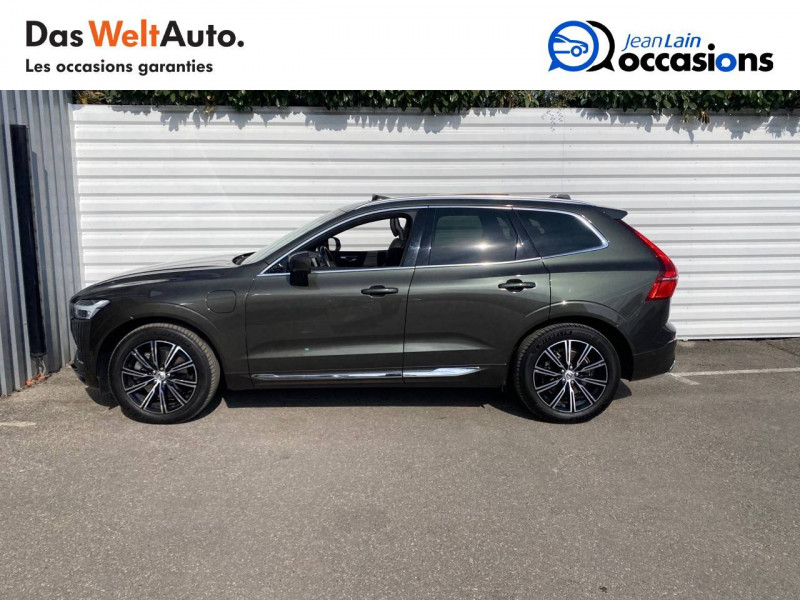 Volvo XC60 XC60 T8 Twin Engine 320+87 ch Geartronic 8 Inscription Luxe  Noir occasion à Meythet - photo n°8