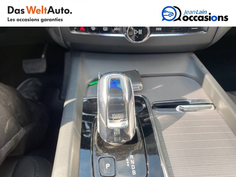 Volvo XC60 XC60 T8 Twin Engine 320+87 ch Geartronic 8 Inscription Luxe  Noir occasion à Meythet - photo n°13