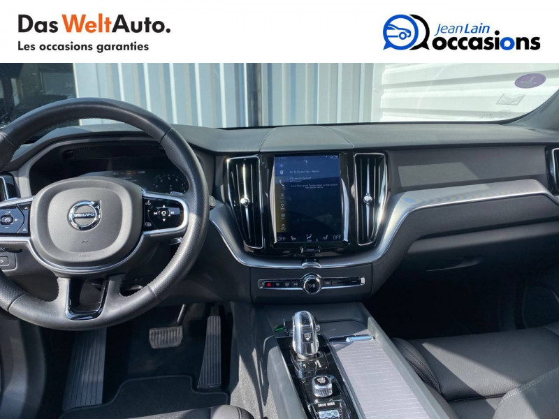 Volvo XC60 XC60 T8 Twin Engine 320+87 ch Geartronic 8 Inscription Luxe  Noir occasion à Meythet - photo n°18